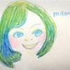 LINE@の似顔絵を描いてくれた、小川真衣さんからご感想をいただきました!!!