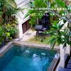 【予算は沢山ないけどプール付のヴィラに泊まりたい!】バリ島のクロボカンで、Airbnbの格安プール付きヴィラを借りてみた正直な感想。