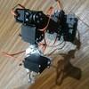 Raspberry pi でロボットアームを動かす その3 PCA9685