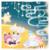 【今日のハロスイ】床だけお月さま  〜秋らしい部屋の模様替え