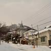 雪の大三坂とチャチャ登り…