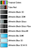 接頭語を付けた「130 Ultimate Web 2.0 Gradients for Gimp」を再配布します。