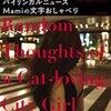 【書評】バイリンガルニュースMamiの文字おしゃべり【レビュー】