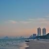 「ホアヒンビーチ」をひたすら南方面(カオキタアップ)にビーチを歩いてみる!!