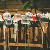 川越氷川神社の縁むすび風鈴をα7にタムキューで撮ってきた【2016.7.23】