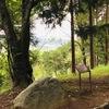 万葉歌碑を訪ねて(その155)―奈良県高市郡明日香村 甘樫丘中腹―