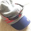 「夏のニット帽ラン」北海道マラソン、イカ仮装に向かって
