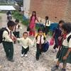 ネパール44日目 学校にプレゼンへ!