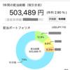 配当管理アプリで早期退職後の不労所得を計算