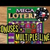 Win! $10 Mega Loteria TEXAS LOTTERY SCRATCH OFF TICKET