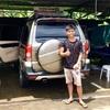 フィリピンの洗車屋さん