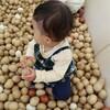 【1歳】上野動物園の「はじめてルーム」を体験してきた!初めて動物に触ったよ!
