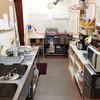 カフェの厨房は使いやすくないとダメだから。