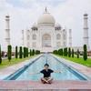 世界一周196日目 インド 〜タージマハルはこの世のものとは思えない美しさだった(アーグラー)〜