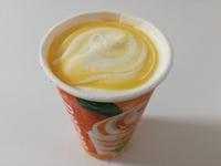グリコ「パナップ」バレンシアオレンジパフェで懐かしさと新しさを味わえる。爽やかなパナップが好きだ!