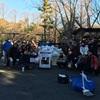 I Love Saitama ぷろでゅーすが元日の朝氷川神社でクリーン大作戦を展開!〜一般参拝者も多数参加し新たな形へ