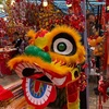 香港の旧正月【年末から初三】までに行われる主なイベント