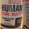 Labrada Nutrition, HumanoGrowth、カプセル 120 錠