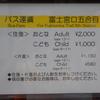 2019年7月30日晴れ-目指すは『富士山頂』プリンスルート-まずは水ヶ塚公園へ