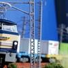 Bトレで再現 17列車「EF66牽引の列車」