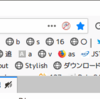 【Firefox65】多段ブックマークツールバー