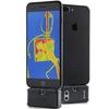 iPhoneを赤外線サーモグラフィーカメラに変える1つの方法