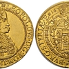 神聖ローマ帝国1671年レオポルト1世10ダカット金貨