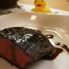 低温調理で作る 牛肉の赤ワイン煮