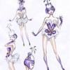 宝塚の夢見るドレスたち