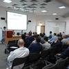 菊地医師がロシアで開催された研究会に招待され、講演とライブ手術を行いました