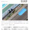 不運すぎる。大阪北部地震で小学校のプールのブロック塀が倒れ女児が犠牲、死亡