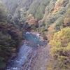 【東京都】奥多摩を散策してきた② ~多摩川と日原川の合流地点~