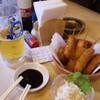 関西 女子一人呑み、昼呑みのススメ 自然食的百円立呑居酒屋 百  #kyoto  #昼のみ #立ち飲み