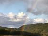 綺麗な虹も出た~2馬力ボートでイサキ釣り♬