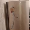 210円のセンサー+さくらIotで冷蔵庫の開閉回数及び扉が開いていた時間をカウントする