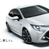 トヨタ カローラスポーツが発売