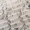 ベルリンの国立図書館の自筆楽譜