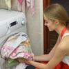 3coinsのそのまま洗濯機に投入できる手持ち付ランドリーネットが便利な件