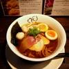 鶏喰~TRICK~(とりっく)で、特製鶏の醤油らーめん@吉野町