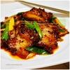 冬季限定|葉ニンニクと豚バラ肉の四川風回鍋肉