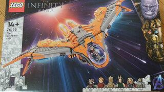 【LEGO】スーパー・ヒーローズ「76193:ガーディアンズの宇宙船」やミッキー&フレンズ「10773:ミニーのアイスクリームパーラー」を購入!