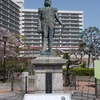 白鬚周辺と八広 彫刻放浪:千住大橋→水神大橋→八広(2)