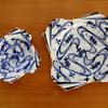 皇室窯の七寸皿と小皿