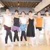 トウシューズでダイナミックに踊る楽しみは、プレポアントならでは。