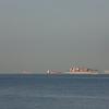 朝の伊勢湾
