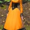 サベネアンカルゼ・オータムドレスでミラプリ*ˊᵕˋ)੭🎃