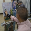 徳弘先生 油絵・アクリル画教室
