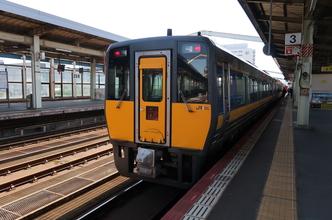 【ロングラン特急】スーパーおき3号乗車記(鳥取9:29→新山口14:41)