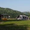 4月キャンプレポ@石岡市つくばねオートキャンプ場