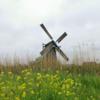 【オランダ観光】世界遺産・キンデルダイクのオランダ風車群観光